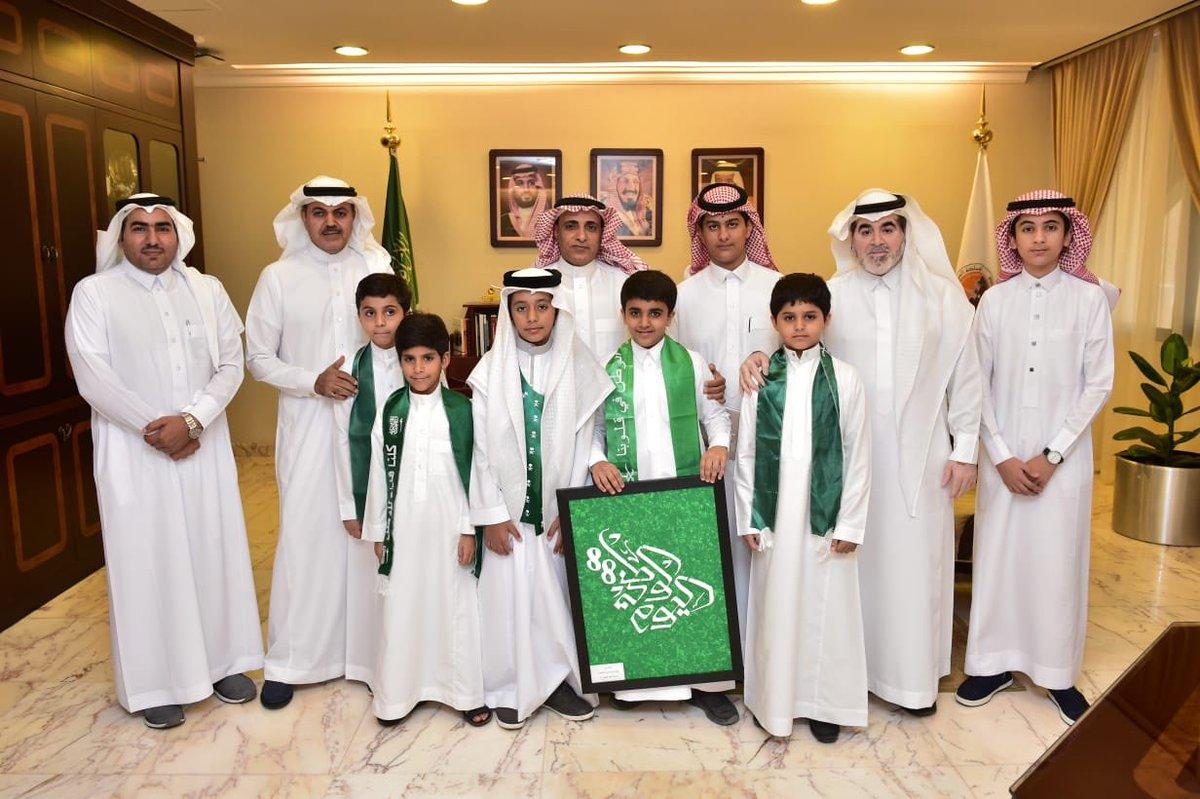 وكالة الأنباء السعودية / الرئيس التنفيذي للهيئة الملكية بالجبيل يستقبل وفداً من طلاب مدارس الجبيل الصناعية https://www.spa.gov.sa/viewfullstory.php?lang=ar&newsid=1819418…