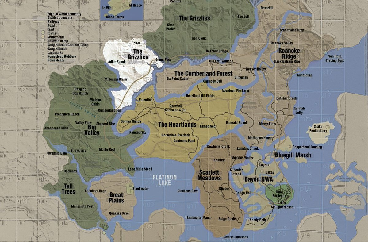 Red Dead 2 World Map.Red Dead Base On Twitter The Red Dead Specialists Have Mapped