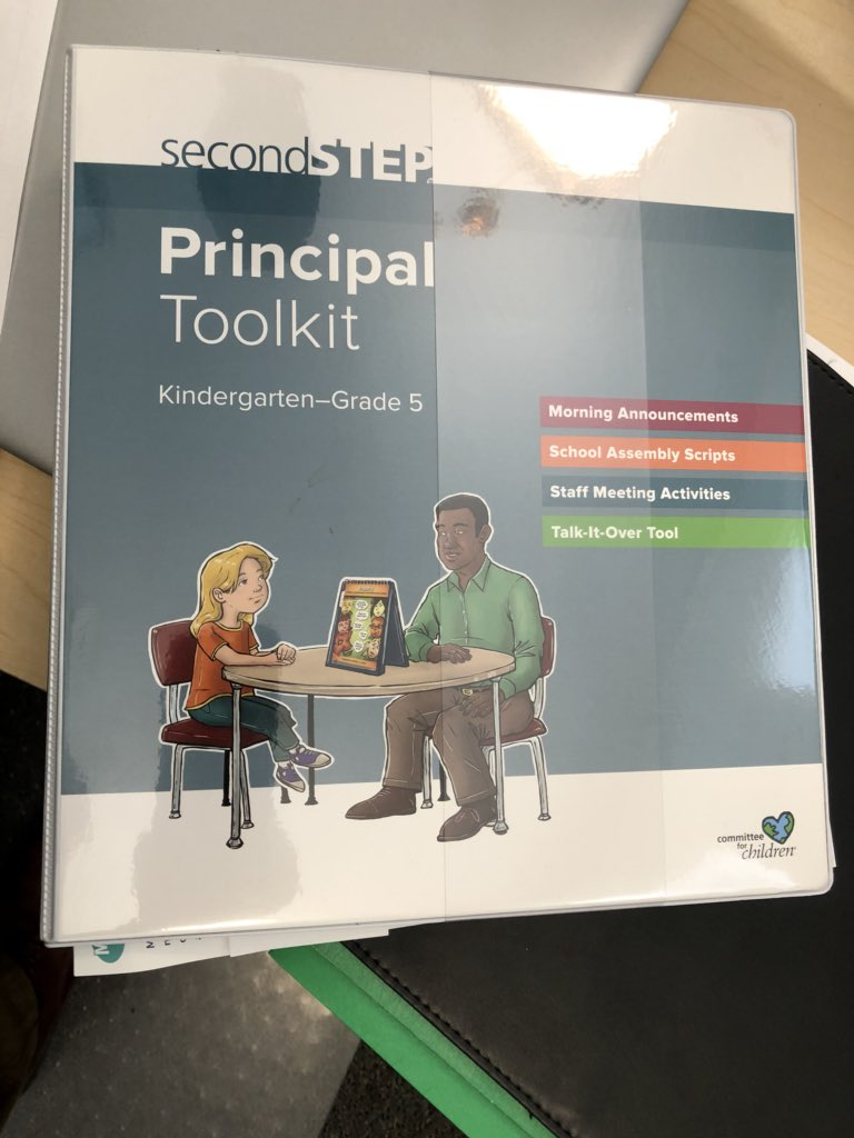 Principals Support Social Emotional >> Rj Monton On Twitter Thank You Elementary Principals And Assistant
