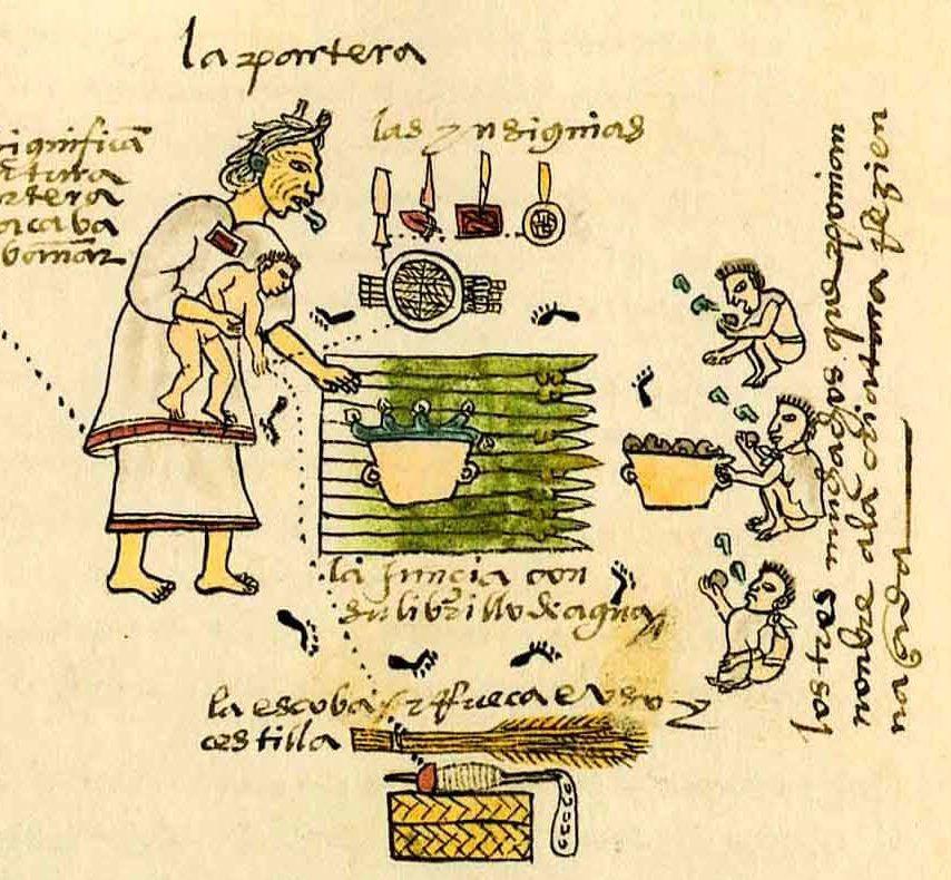 """Tlatoani_Cuauhtemoc على تويتر: """"#Sabiasque la palabra pilmama, mujer que  tiene como oficio cuidar a niños ajenos, tiene su origen en el náhuatl?  Viene de pilli, noble, niño o pequeño y mama que"""
