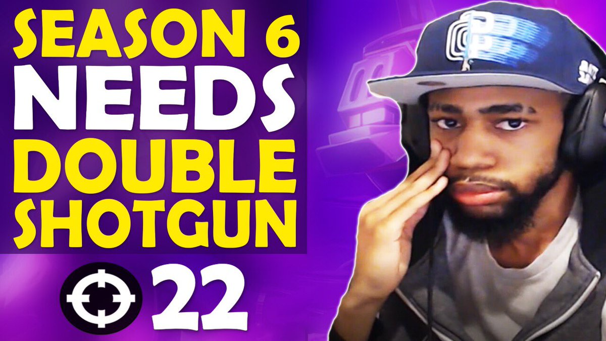 Daequan On Twitter New Video Why Season 6 Needs Double Pump