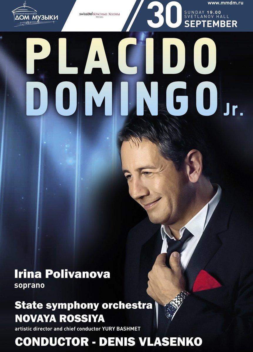 Placido Domingo Jr At Pladomor Twitter