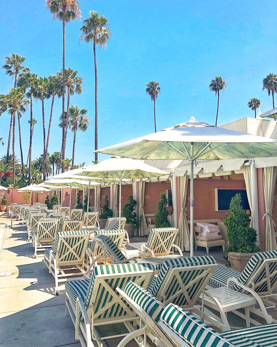 Beverly Hills Hotel On Twitter Never Ending Summer At The Pink Palace