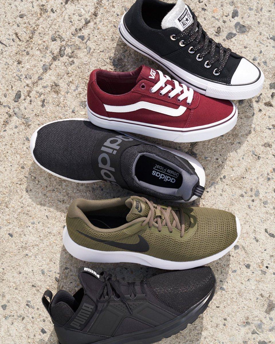nike #vans #puma #adidas #converse