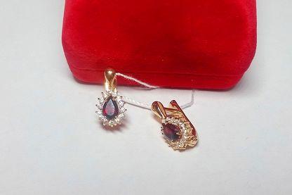 Золотые кольца - купить по цене от 1000.00 р. - недорогие.. - 585
