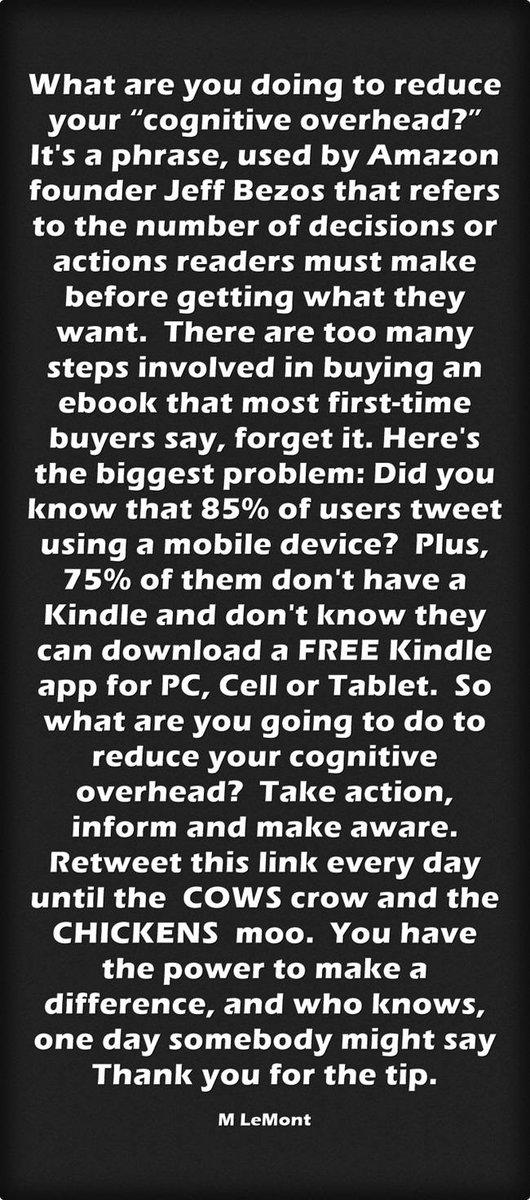 Free Kindle Reading Apps #PC #CELL #TABLET https://t.co/PfBjpEP4J2  https://t.co/hzpxEkbK6I #Howtouse #Twitter