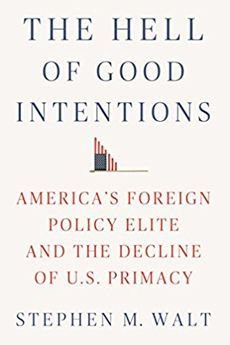 an analysis of the decline of foreign policy in america In the age of trump, warned a bloomberg op-ed last year, america's biggest foreign creditors are suddenly having second thoughts about financing the us government today, with.