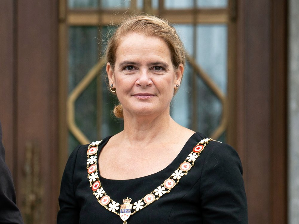 Julie Payette doesn't plan to preside over 2018 Governor General's History Awards ceremony