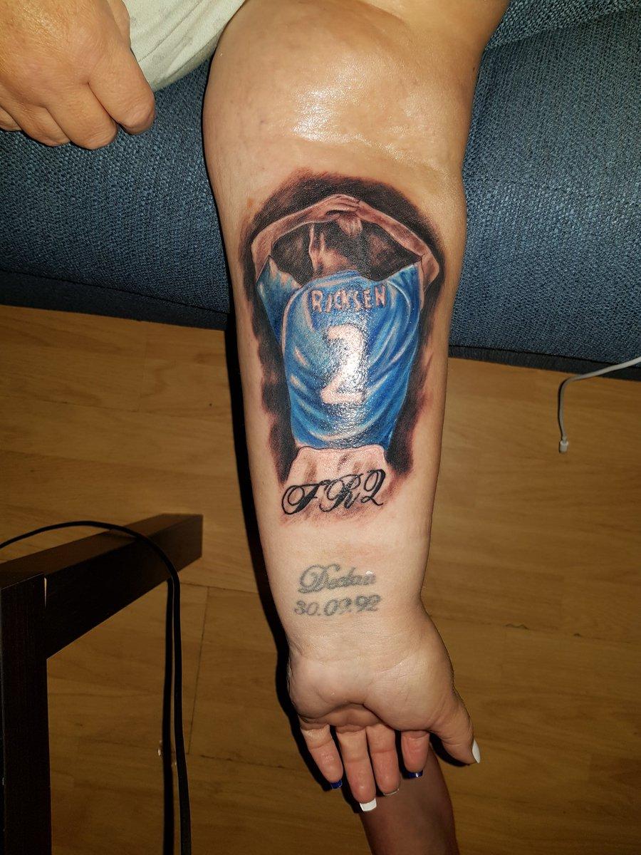 Ricksen My Friendpauline On Twitter New Tattoo Been