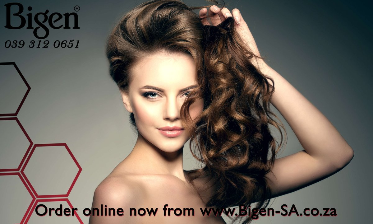 Bigen Hair Dye On Twitter Never Again Worry About Damaging Your