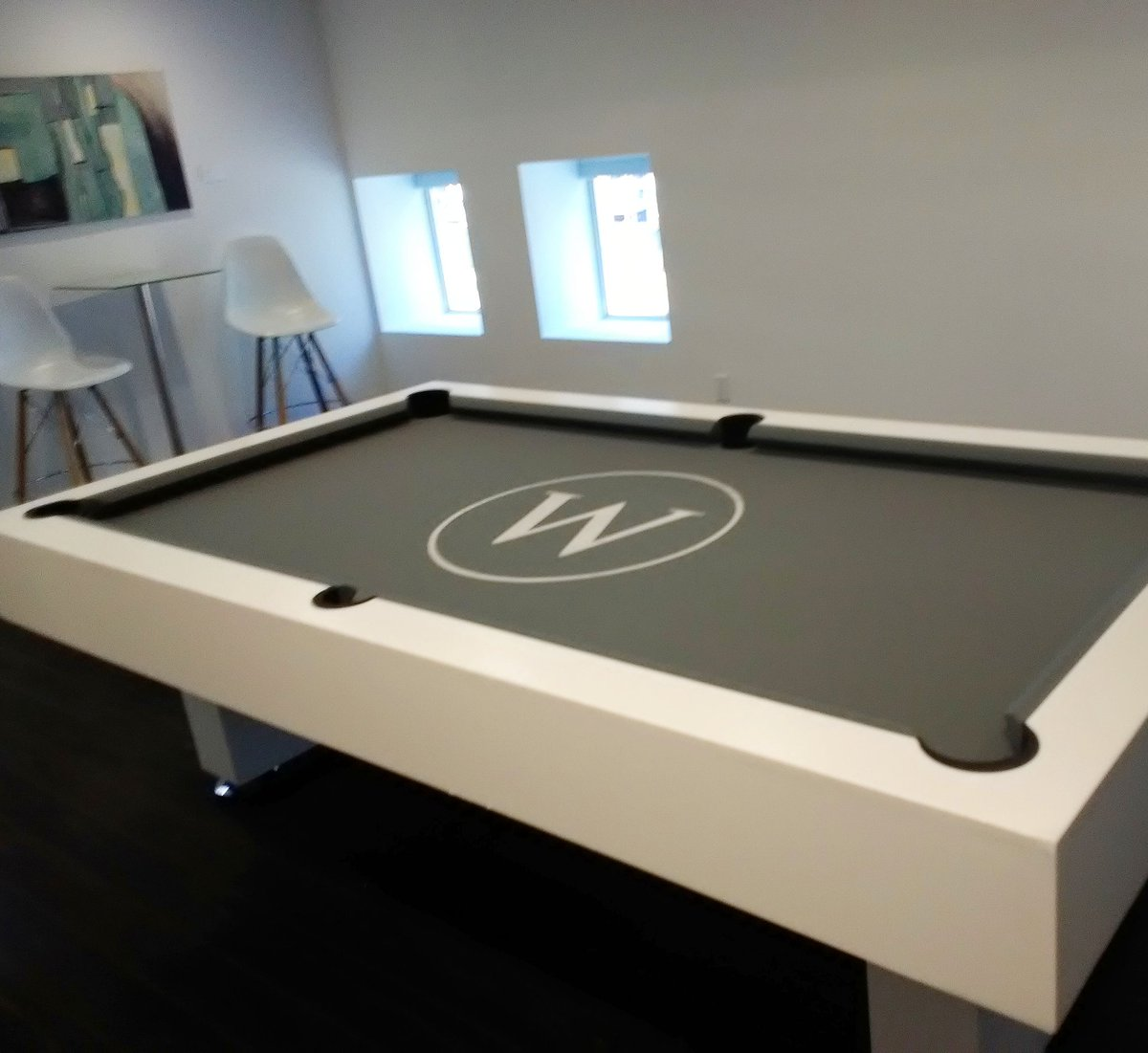 Groovy Mccorkle Designs On Twitter 8Ft Pooltable Billiards Home Interior And Landscaping Ologienasavecom