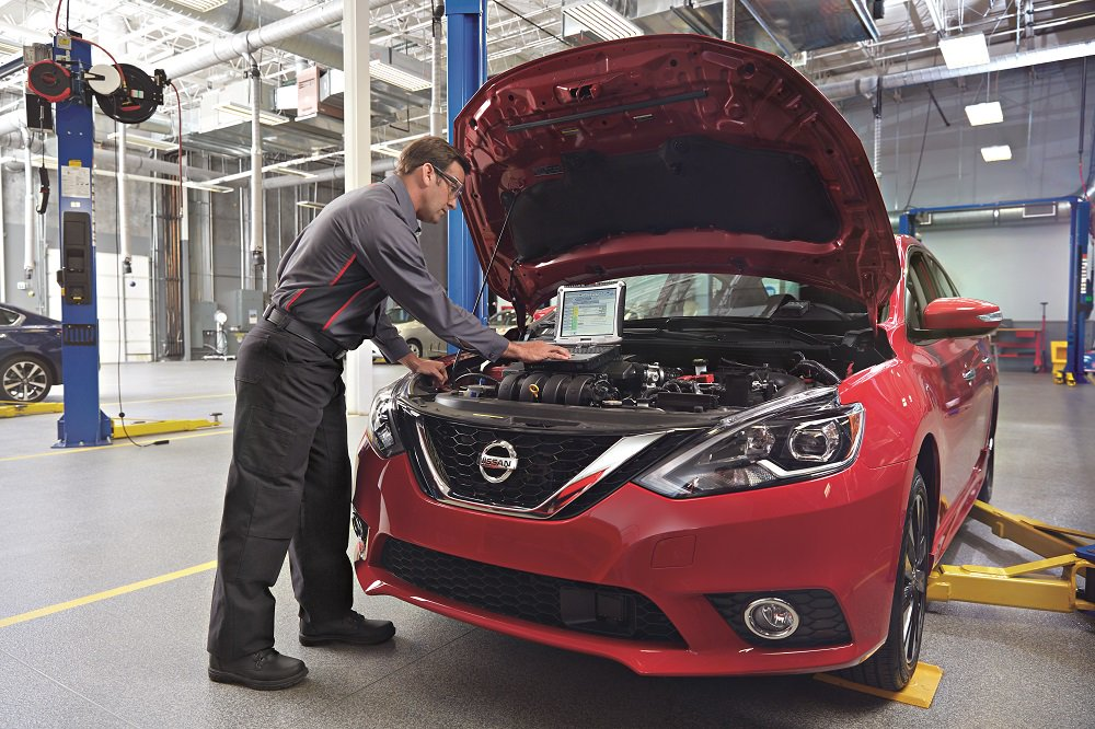 #Service At County Line Nissan   We Make It Exceptional! Schedule Here:  Https://bit.ly/2OgCf87 Pic.twitter.com/D9gM5qTHEy