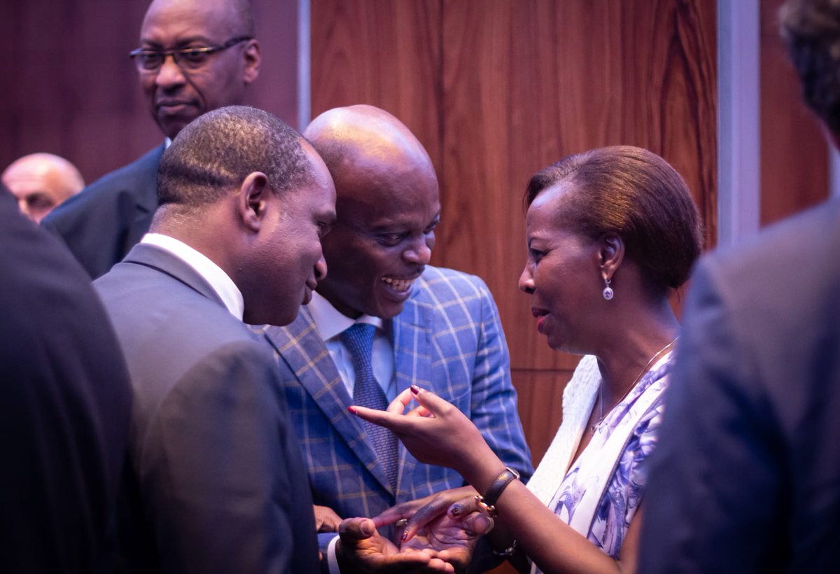 le nouvel organigramme de lunion africaine Accueil le secrétaire général salue la nouvelle ère de partenariat avec l'union africaine fondée sur les principes des droits de l'homme et de la bonne gouvernance.