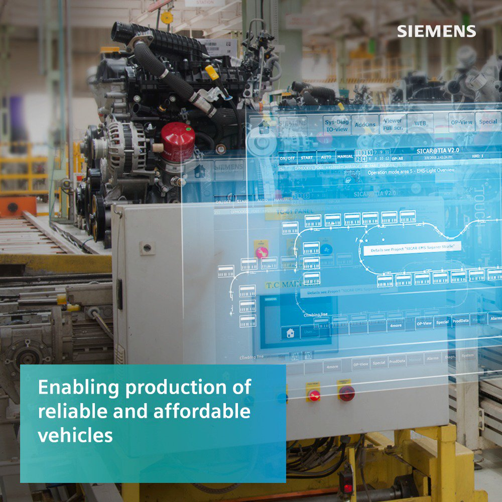 Siemens India on Twitter: