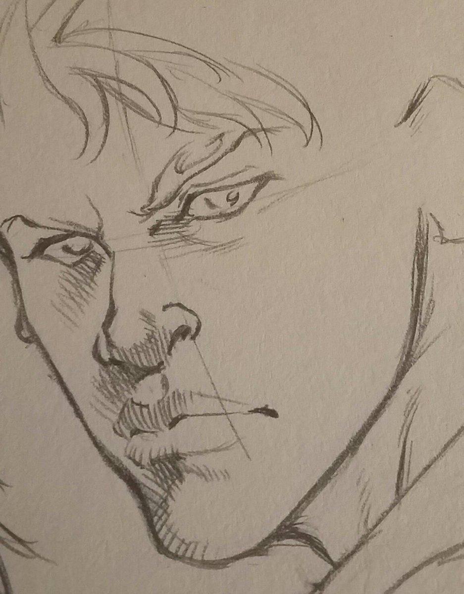Ive Drawn My Boy Ken Manga Comics Comic Sketch Sketches Art Sketchwork Sketchbook Sketching Sketchportrait Artsy Artwork Anime Dramatic