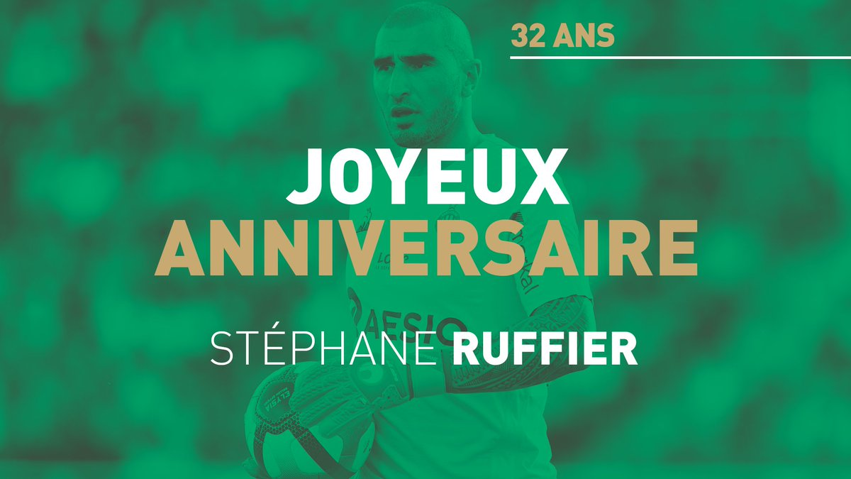 As Saint Etienne On Twitter Joyeux Anniversaire Stephane