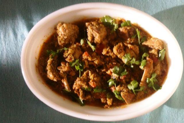 A classic Goan #chicken dish ~ Chicken Xacuti #recipe @ https://t.co/xSNSI2xJEK  #delicious #food #recipes https://t.co/Huxg4KPVod