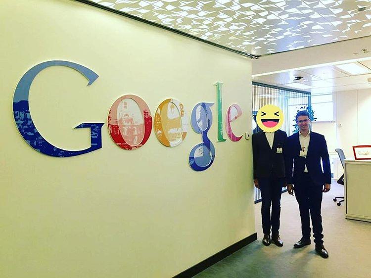 #ConGoogleAprendí que no importa el problema, siempre habrá una solución. ❤️ ¡Feliz 20 aniversario!