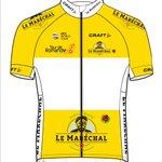 Image for the Tweet beginning: Découvrez le nouveau maillot jaune