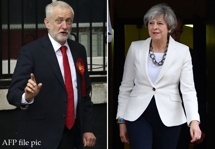 Battle of Brexit becomes trans-Atlantic war of words between #May, #Corbyn https://t.co/vCcWPIjwpC