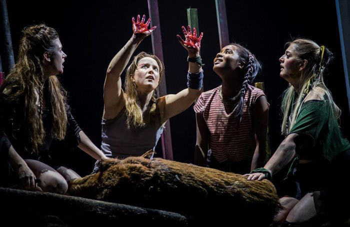 Review: Lord of the Flies – a female-led production of William Golding's classic novel   https://t.co/fp6bo5yn6k