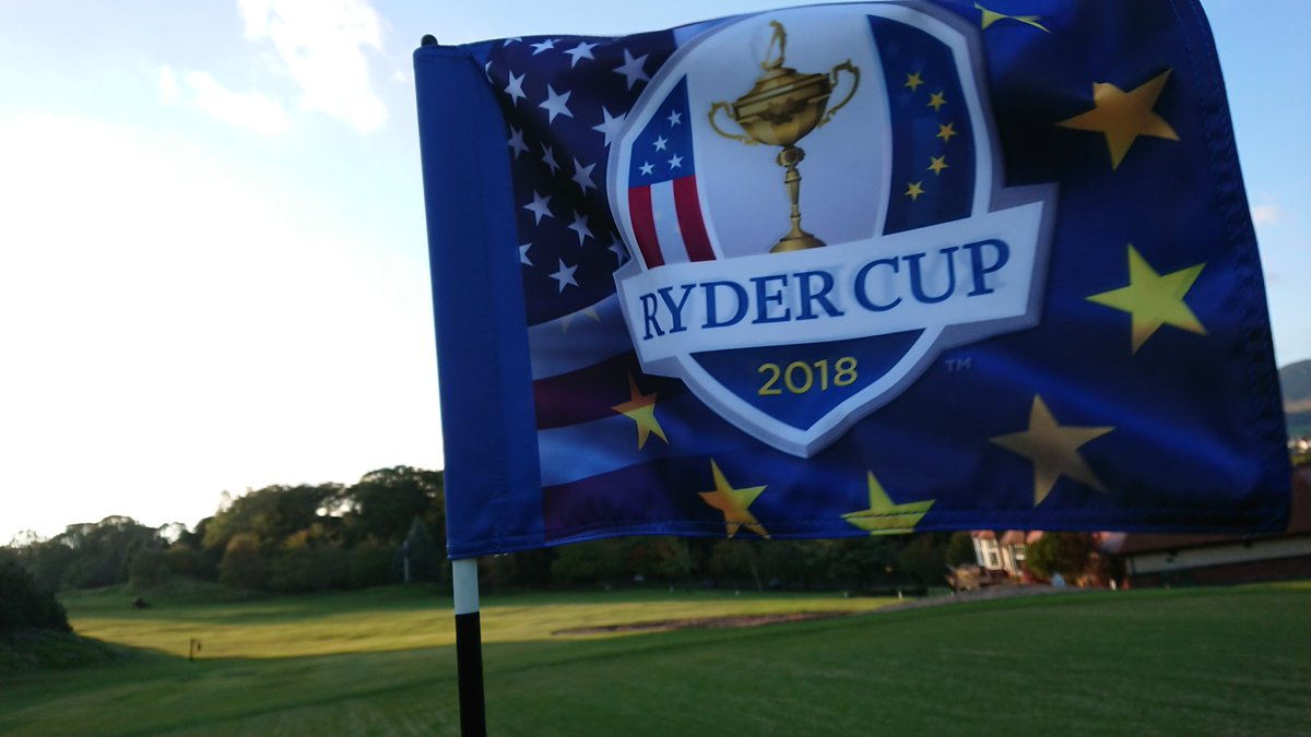 test Twitter Media - Mortonhall GC showing its support Cmon Europe.   Temporary measures in place at holes 1, 2, 6, 7, 15, 16 and 17 due to CIP work. https://t.co/WjpF80cgVD