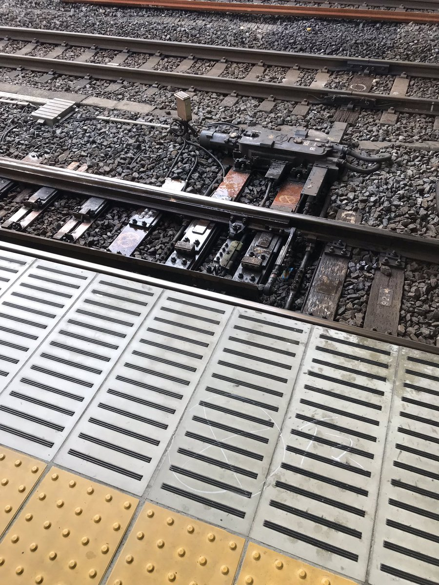 電車での人身事故は誰が処理するのか ...