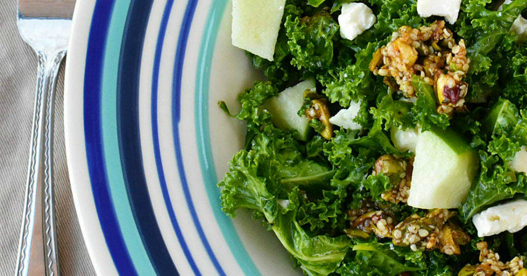 @iashleyrichards: Kale, Apples, and Pistachios Make This Salad a Superfood Win https://t.co/idF8cNKKMi https://t.co/JGf2GUoeqk