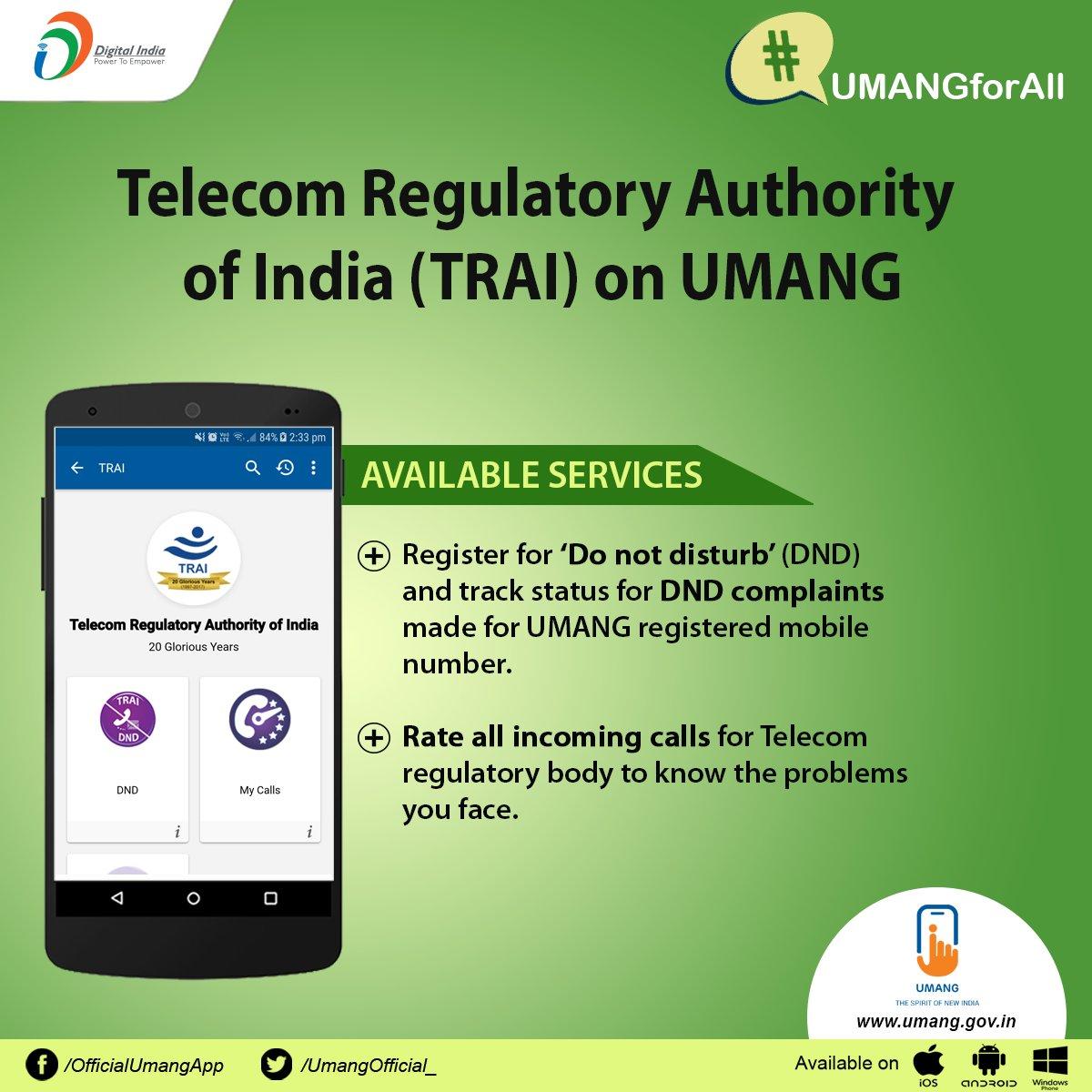 UMANG App India on Twitter: