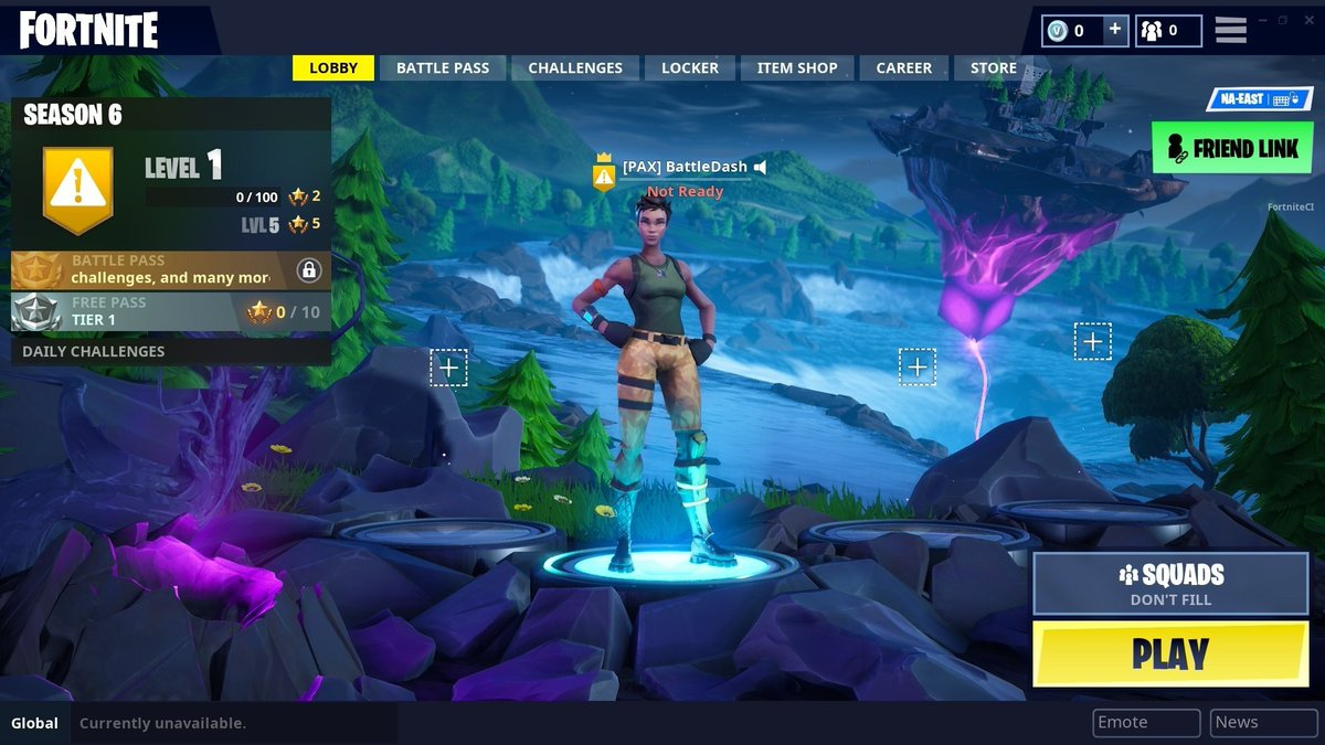 Fortnite News On Twitter First Look At The Fortnite