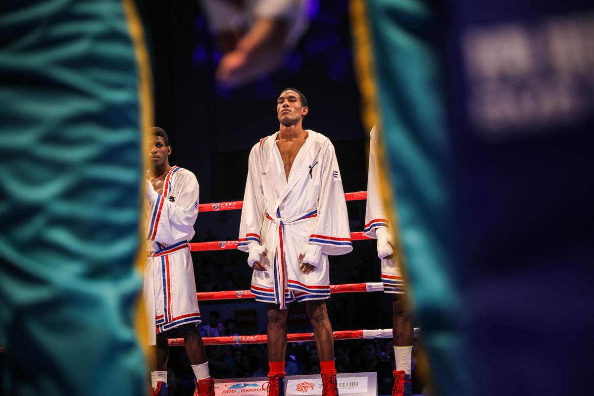 What an amazing boxing night we enjoyed yesterday in Xiamen 🥊💪🏆 Take a look at all the photos from the #WBSFinals Leg 1 👇👇https://t.co/TXT4XgRa83 #WSBFinals8 #StingSports #WSBTrophy https://t.co/A5LFUJsNZ4