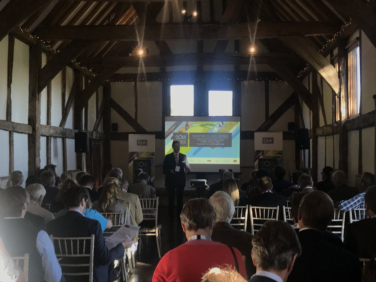 RT @vicmread Future #planning & #succession for #family run farms & #estates with @CLASouthEast @LoseleyPark today #agriculture