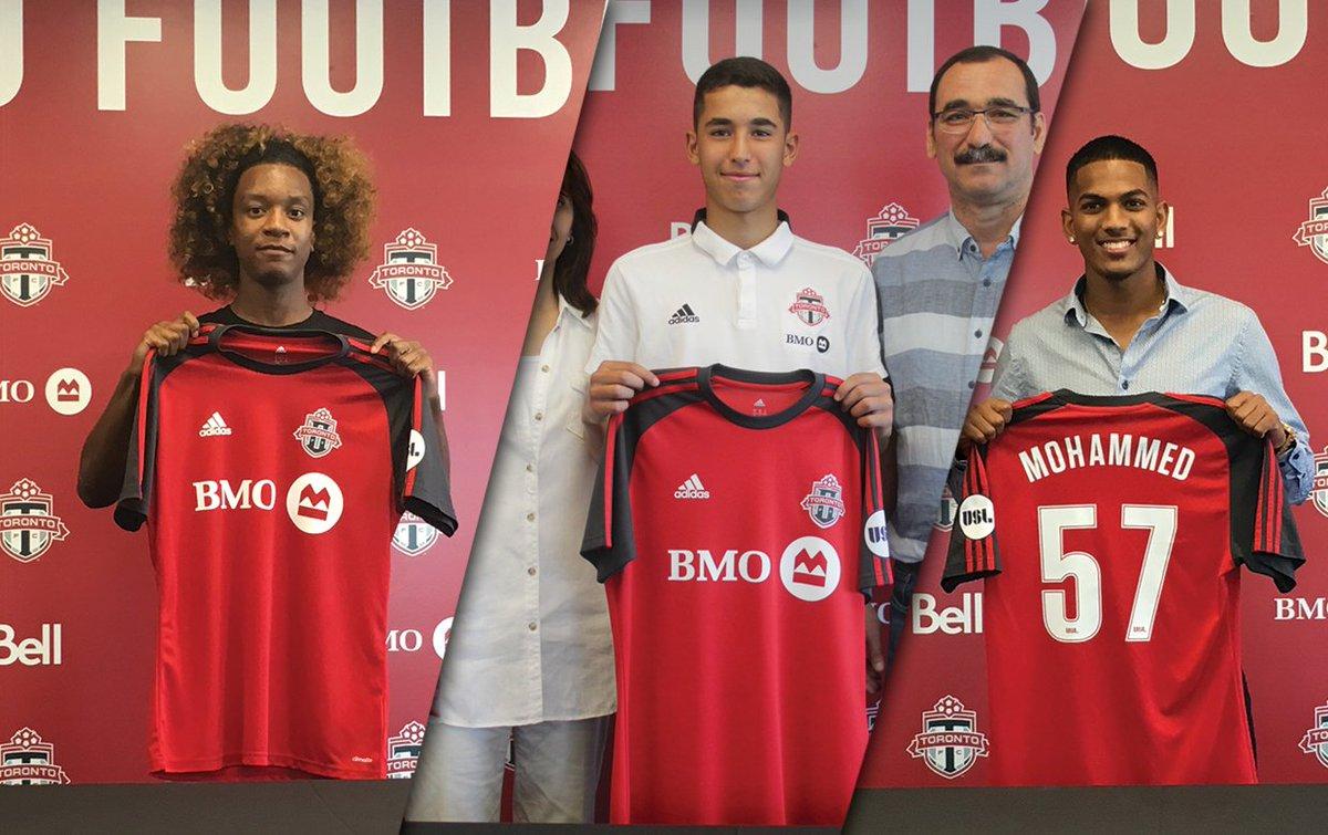 official photos 1b75b 9592a Toronto FC II on Twitter: