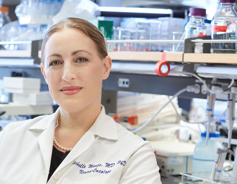 Why does research matter? Dr. Michelle Monje explains: bit.ly/2OU2TAN #DontEverGiveUp