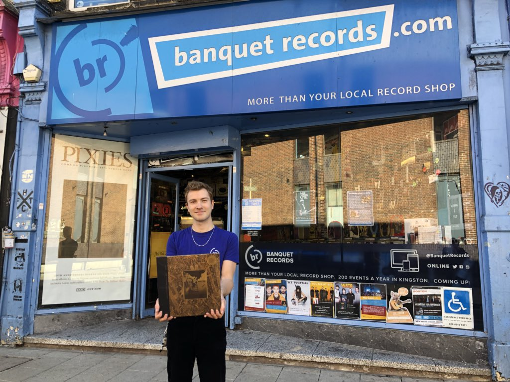 Banquet Records on Twitter: