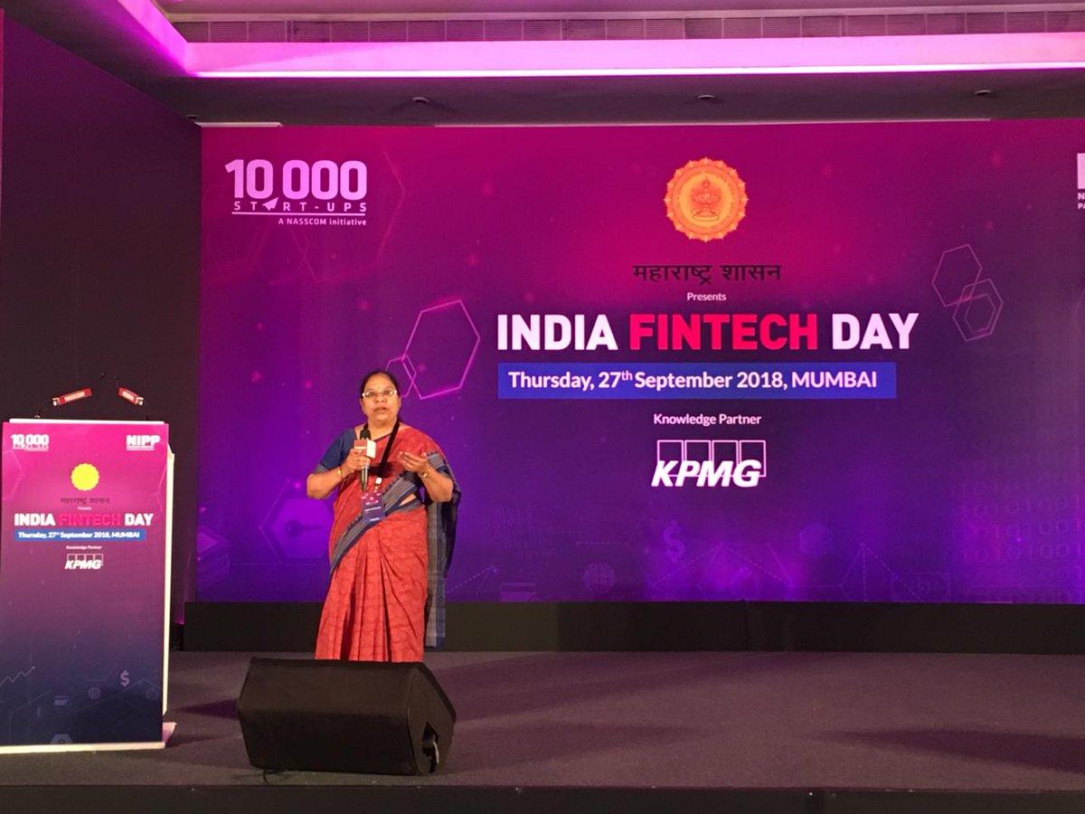 indiafintechday2018 hashtag on Twitter