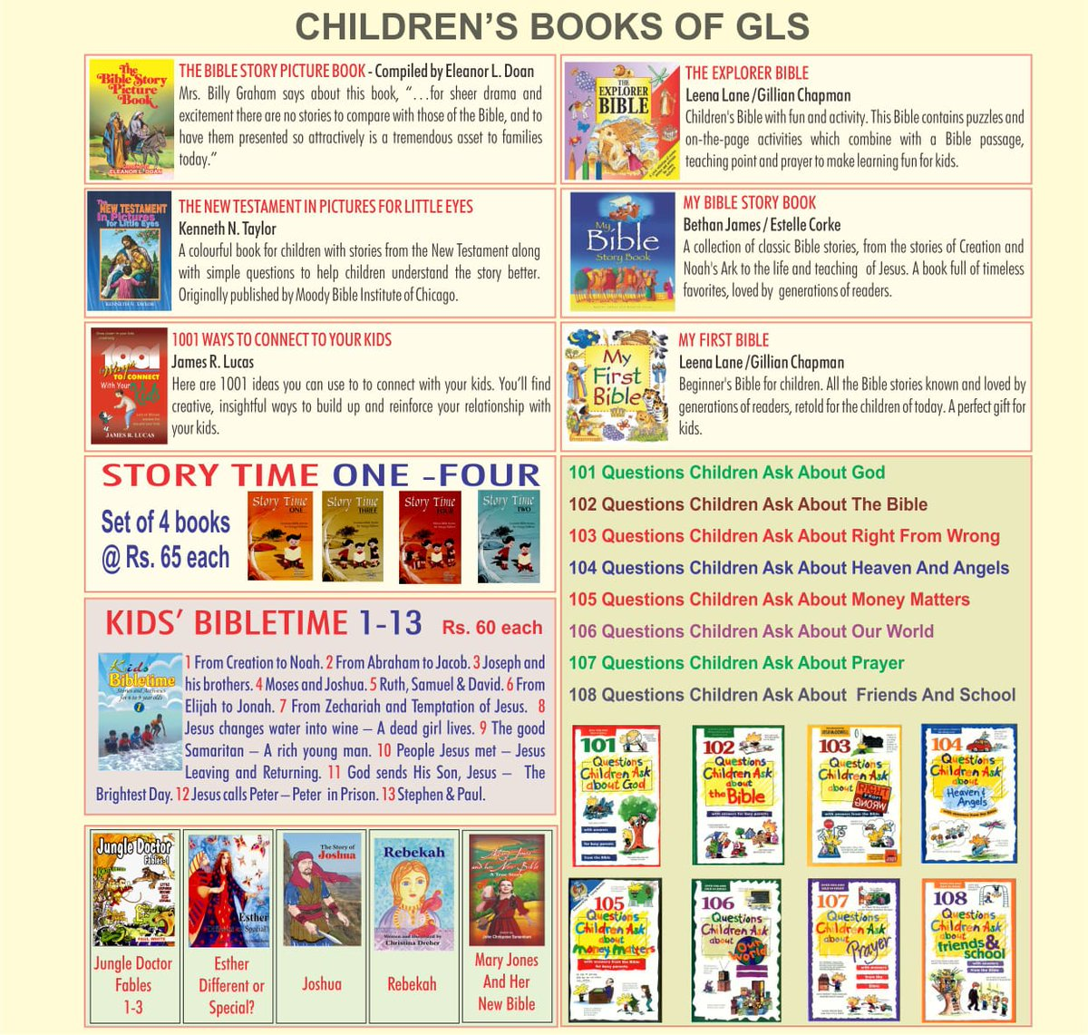 test Twitter Media - Wide range of books available for VBS/Sunday School Ministries. https://t.co/r1m18rPL85