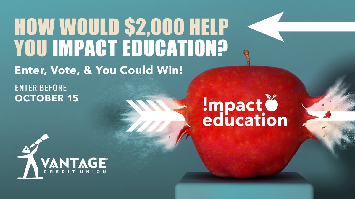 Vantage Credit Union Login >> Vantage Credit Union On Twitter How Can You Support Your Child S