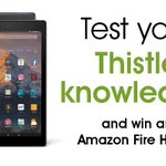 Have you taken our quiz yet? You could win an Amazon Fire HD 10. Click here https://t.co/v3PgmdVO0B