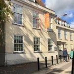 Image for the Tweet beginning: The city's orange! Looking good
