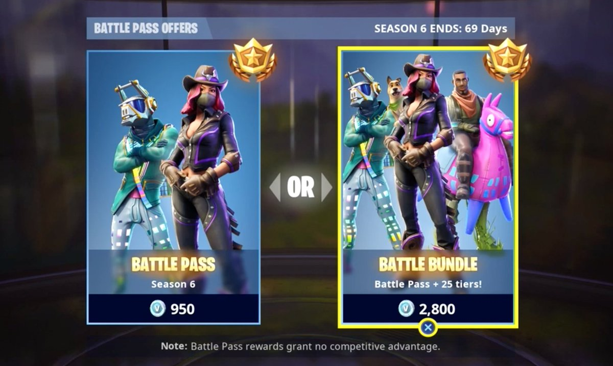 Airon On Twitter Fortnite Season 6 Battle Pass Giveaway Rt