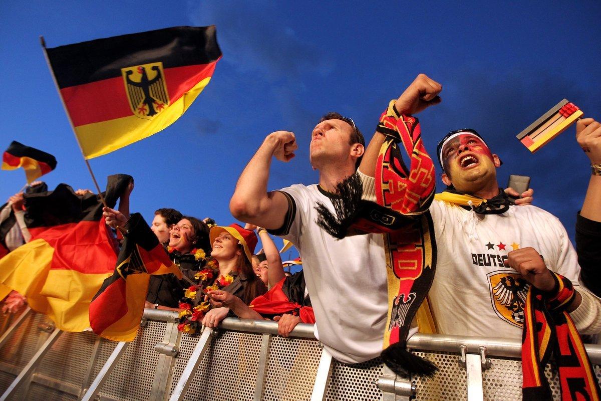 """Hoffentlich endlich wieder ein """"Sommermärchen"""" in Deutschland. Willkommen #Euro2024 ! 🇩🇪"""