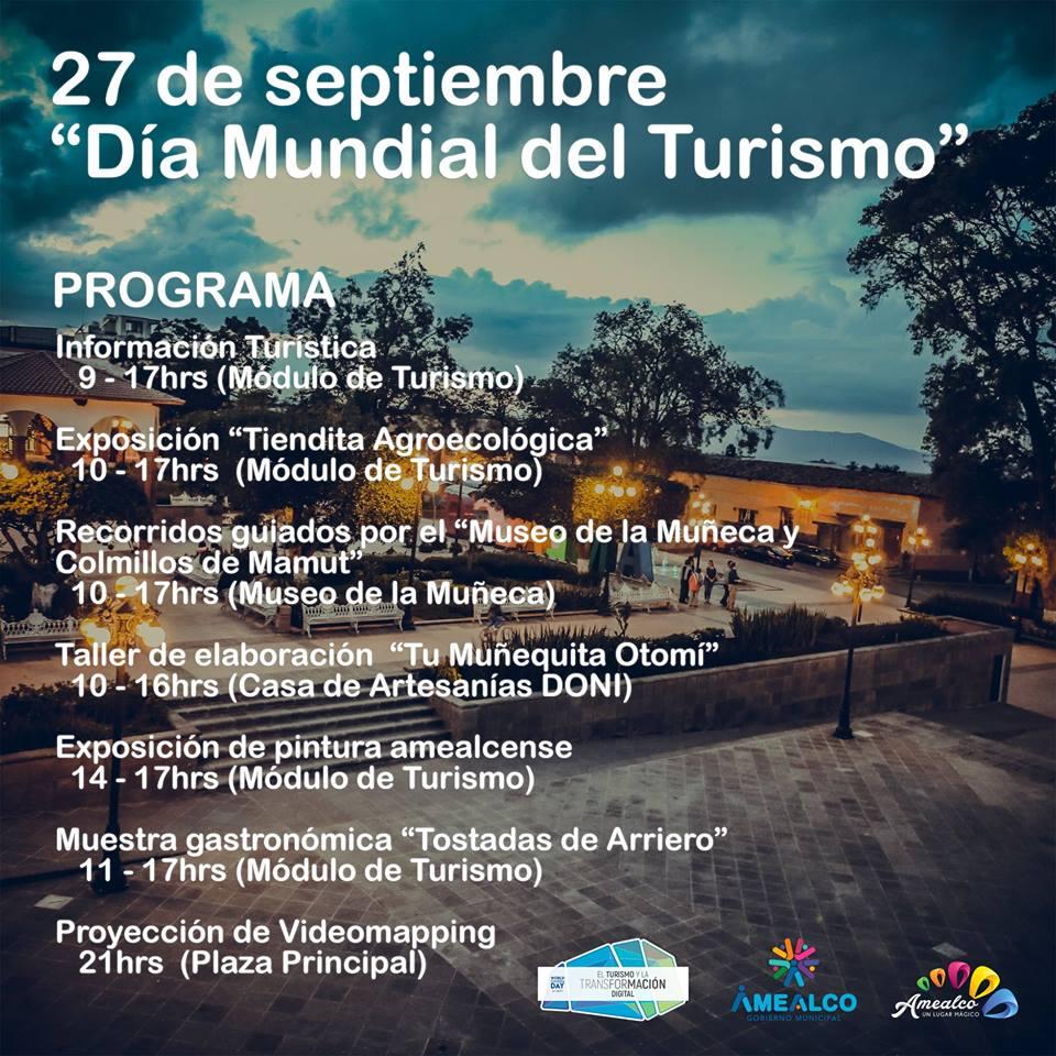 """27 de septiembre... """"Día Mundial del Turismo"""". https://t.co/SBOBiqOWgZ https://t.co/09fEqXmqYu"""