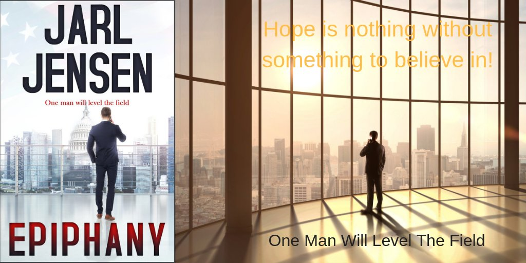 You can't ask for change if you don't know the solution.  Its the simple ideas that change the world. http://a.co/d/dZ7wFzz #KindleUnlimited #FreeBooks #TheMan #OneMan #Hero #MAGA #JarlJensen