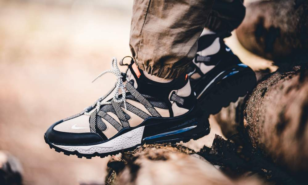 The Nike Air Max 270 Bowfin is now