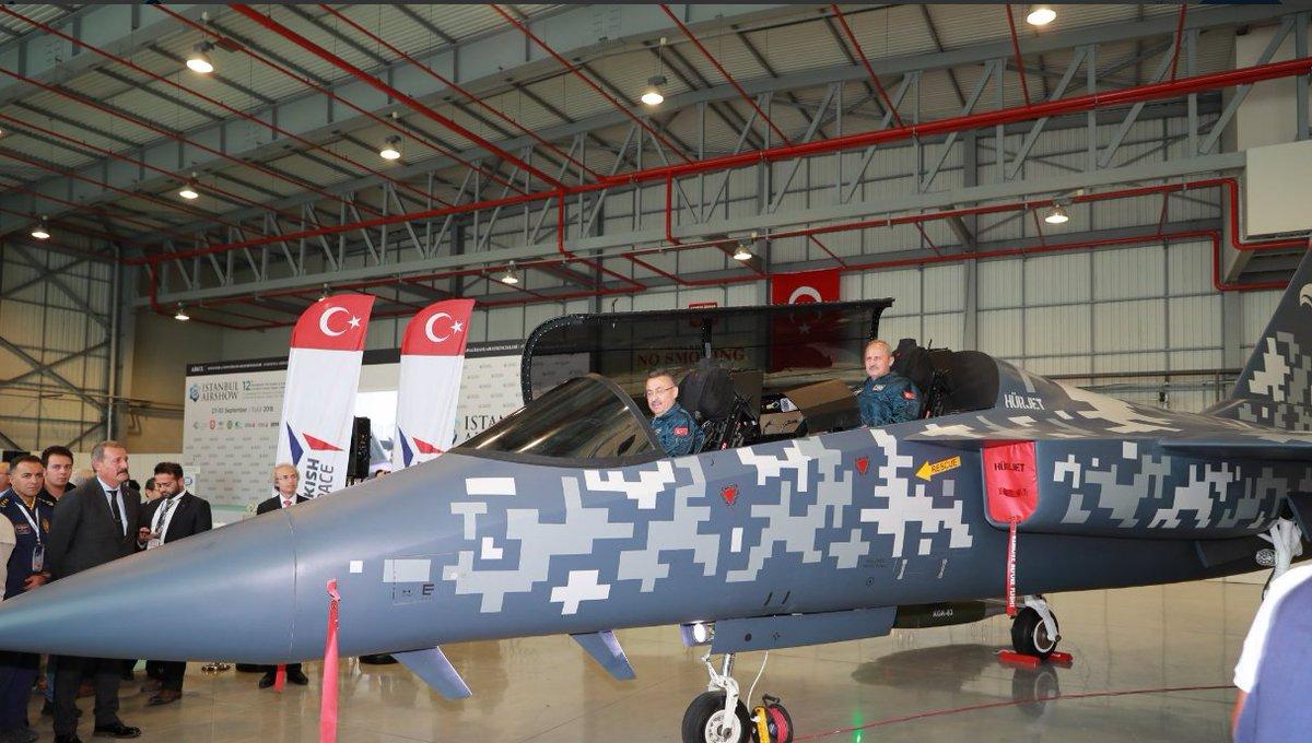 انطلاق فعاليات معرض Istanbul Airshow للطيران بمشاركة 150 شركة عالمية DoGn8sdXkAI5czn