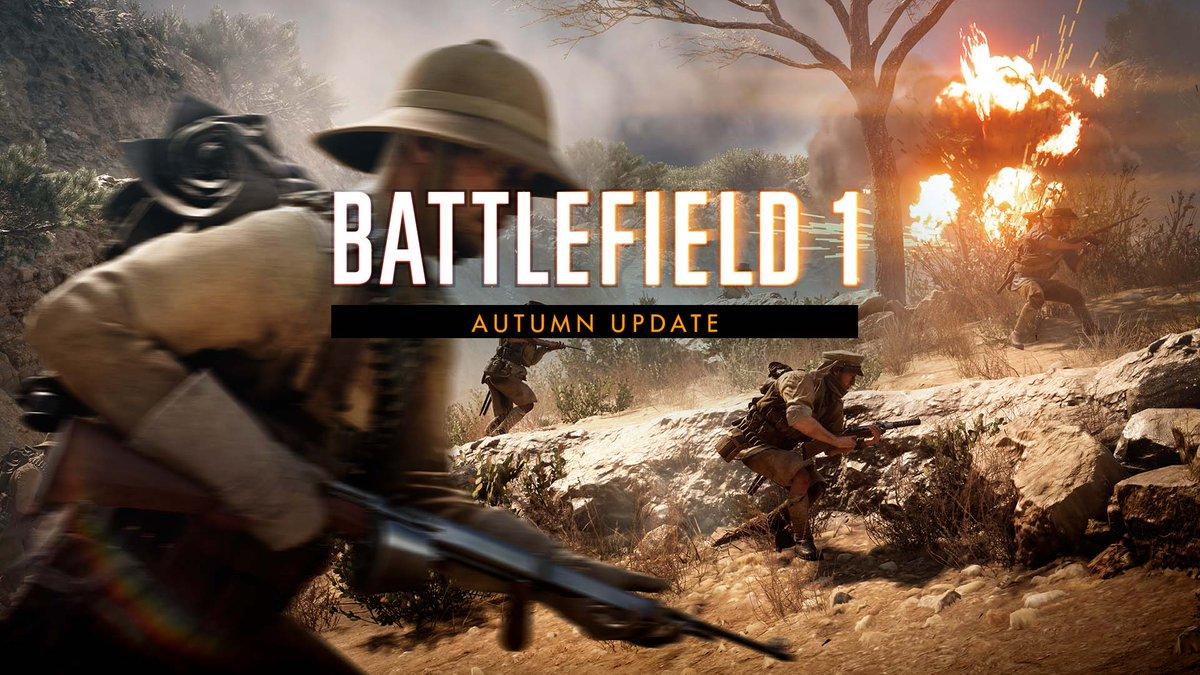 battlefield 1 fall patch