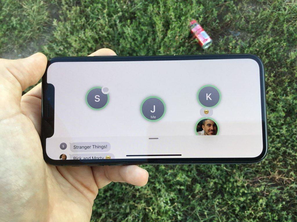 Berkanan is a Bluetooth-powered group messaging app by @jordanrcrook