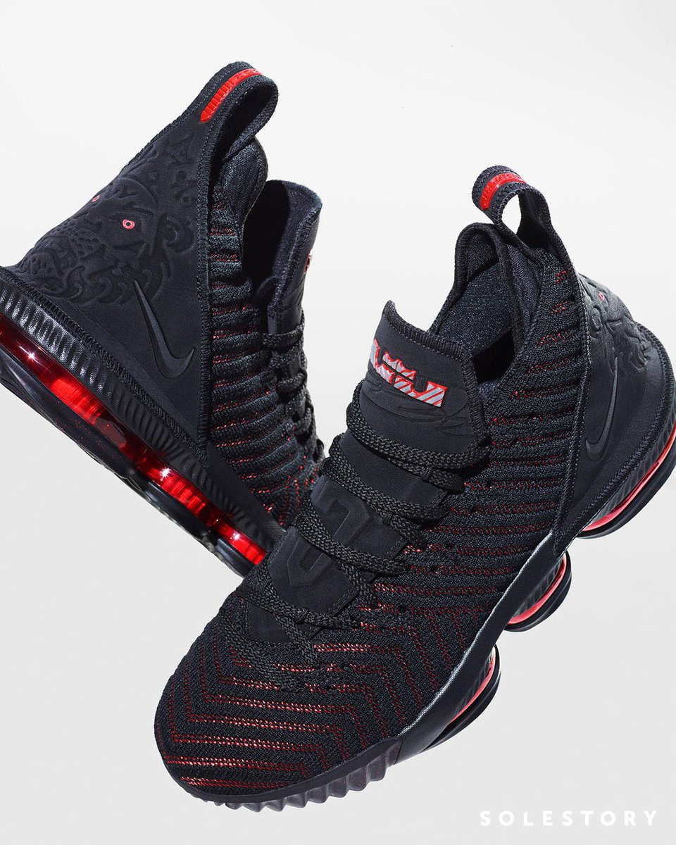competitive price 0b02d ea4d2 Solestory, LeBron James and Nike Basketball