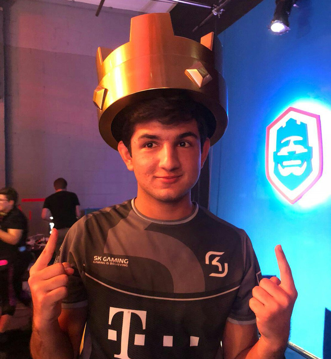SK Gaming | Content: Loay Leaves SK Clash Royale